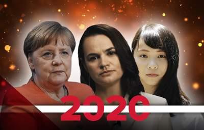 Астронавтка, розробниця вакцини та ув'язнена активістка: найвпливовіші жінки 2020 року