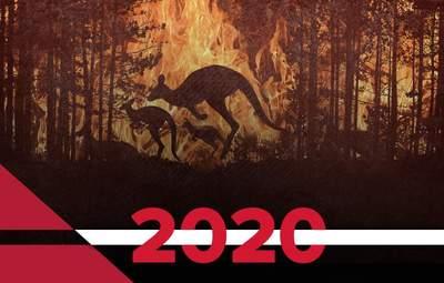 Миллиарды убытков и горе: крупнейшие стихийные бедствия в 2020 году