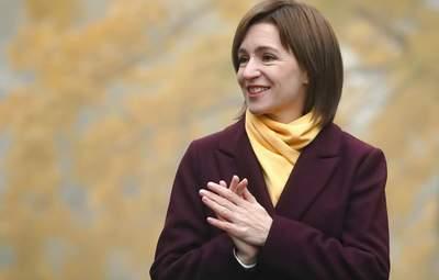 Президентка Молдови Санду приїде в Україну: коли це станеться