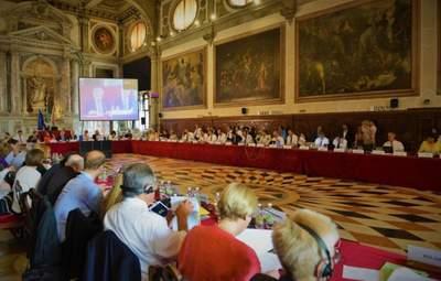 Зеленский проведет онлайн-встречу с Венецианской комиссией: что известно