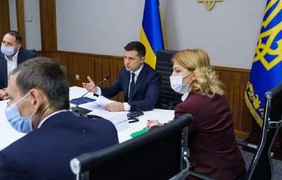 Зеленский прокомментировал рекомендацию Венецианской комиссии относительно КСУ
