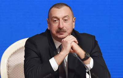 Алієв назвав Вірменію винною у порушенні режиму тиші у Карабасі