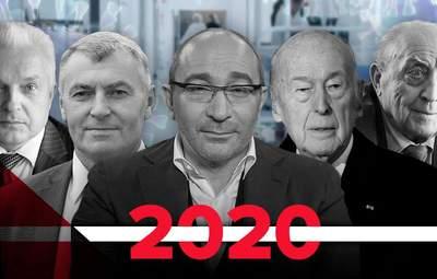 Жертви коронавірусу: хто з відомих політиків помер від COVID-19 у 2020 році