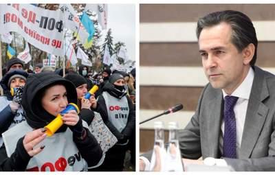 Мы нашли полный компромисс, – глава налоговой о протестах ФЛП