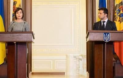 Я поддерживаю Санду и симпатизирую Молдове с таким лидером, – Зеленский