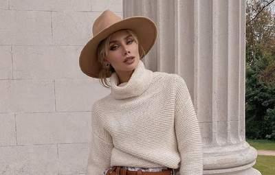 Як стильно носити светр: добірка найцікавіших варіантів