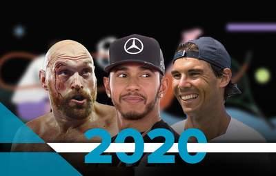Рекорды Надаля и Хэмилтона, сенсация Фьюри: главные спортивные события 2020 года