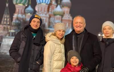 Додон після відставки поїхав у Москву: що він там робив – деталі, фото