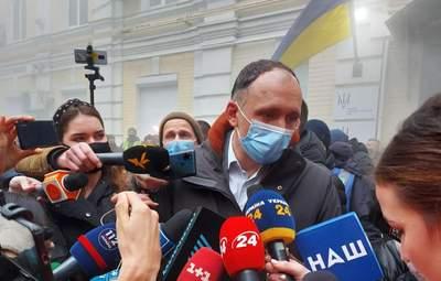 Суд не обиратиме запобіжний захід Татарову: прокурори відкликали клопотання