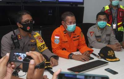 В Индонезии рассказали о гражданстве погибших в авиакатастрофе