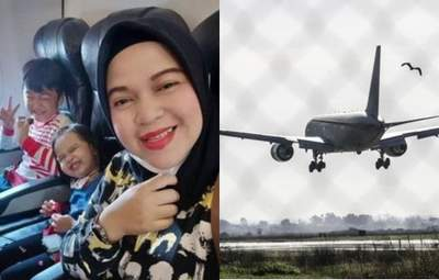 До свидания, семья, – последнее сообщение матери с детьми, которые были на борту Boeing