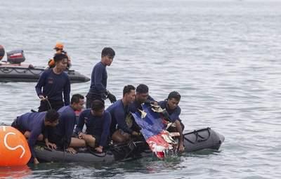 Назвали попередню причину авіакатастрофи Boeing в Індонезії