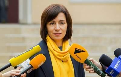 Майя Санду приїхала в Україну: відео зустрічі із Зеленським