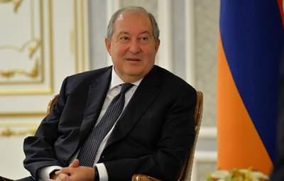 Президент Вірменії Армен Саркісян заразився британським штамом COVID-19: що відомо