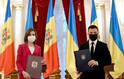 Потепління у стосунках Молдови та України: про значення візиту Майї Санду в Київ