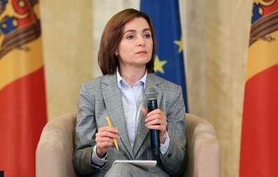 """Создание """"круга доверия"""": Санду выступила за сближение Украины, Молдовы и Румынии"""