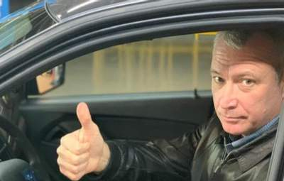 Заступника Уруського спіймали п'яним за кермом: виникла штовханина – відео