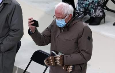 Рукавички сенатора США на інавгурації підірвали мережу: курйозні фото