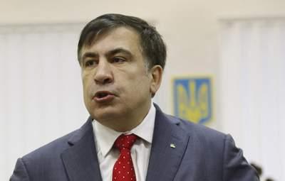 У Саакашвили выступили против законопроекта по спасению Татарова