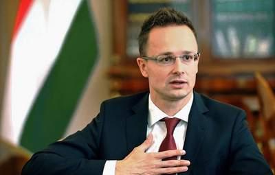 Это будет украинско-венгерская история успеха: Сийярто о планах Венгрии о Закарпатье