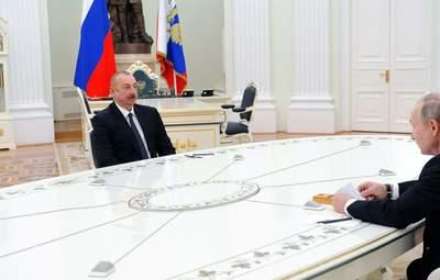 Конфликт в Карабахе: Путин поговорил с Алиевым  – детали