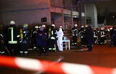 Новые детали пожара в запорожской больнице: погибла медик и трое пациентов – фото, видео
