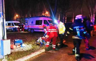 Степанов срочно выехал в Запорожье, где пожар в больнице унес 4 жизни