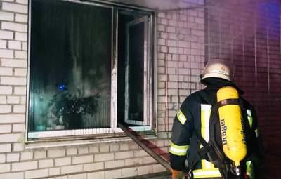 В Запорожье сообщили причину пожара в больнице: детали