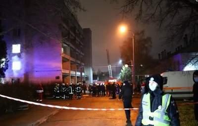 Мог взорваться аппарат ИВЛ: в Запорожье подробнее рассказали о вероятной причине пожара