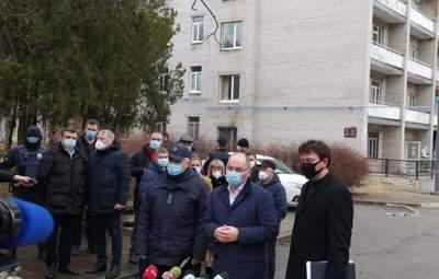 Степанов анонсировал проверки во всех больницах из-за пожара в Запорожье