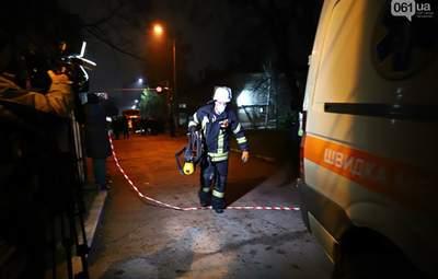 Дело может находиться лично у Авакова – журналистка о пожаре в запорожской больнице