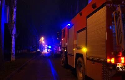 Из-за пожара в запорожской больнице задержали первого подозреваемого: детали