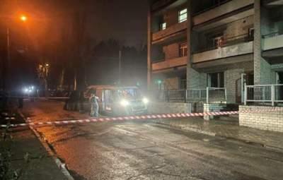 Работнику запорожской больницы объявили подозрение из-за смертельного пожара