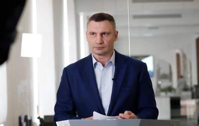 На фоне пожара в запорожской больнице: Кличко пообещал, что в Киеве этого не допустят