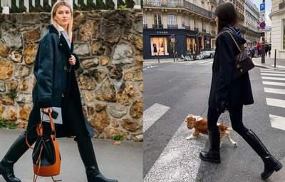 Тренд весни – жокейські чоботи: стильні образи для прогулянок