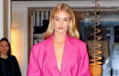 Одягаємо жакет на День святого Валентина: 10 бездоганних образів у стилі Розі Гантінгтон-Вайтлі