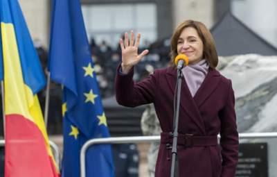 Жителі Придністров'я – повноцінні громадяни Молдови, – Санду про врегулювання конфлікту