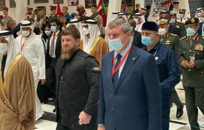 Шмигаль требовал объяснений из-за фото Уруского с Кадыровым: как министр объяснил фотографию