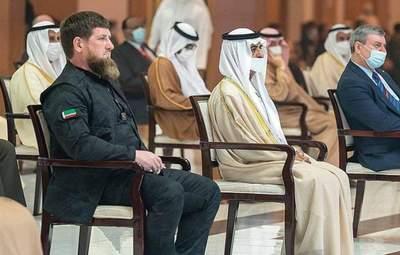 Уруский объяснил, почему в ОАЭ ходил рядом с Кадыровым и присутствует на общих фото