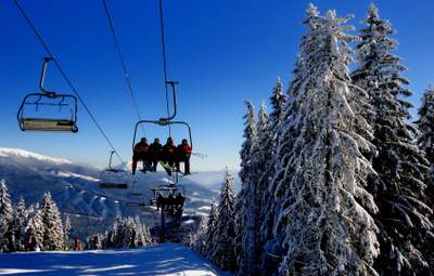 Цього року в Україні розпочнеться будівництво двох гірськолижних курортів в Карпатах