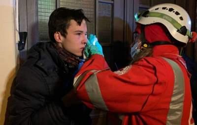 На протестах за Стерненко пострадали около 40 человек
