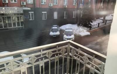 До офісу Фундації DEJURE прийшла поліція: справа стосується Романа Маселка
