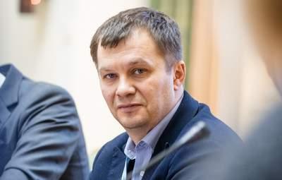 Люди, которые отрицали расстрелы на Майдане, должны быть в тюрьме, – Милованов о Татарове