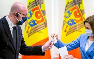 Євросоюз підтримав Санду та розпуск парламенту Молдови