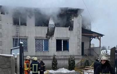 У Харкові виділили гроші постраждалим у пожежі в будинку престарілих