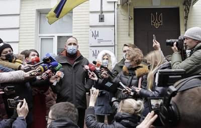 Суд отказался отменять подозрение Татарову