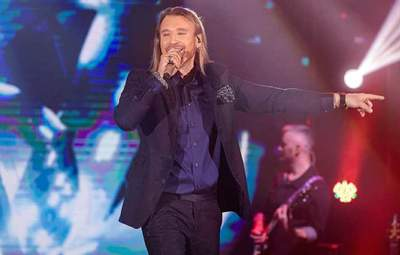 Олег Винник заперечив, що концерт у Броварах відбувся без дотримання норм