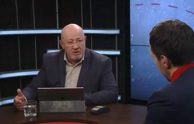СНБО еще выстрелит, – Чумак рассказал детали разговора с Даниловым