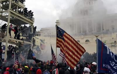 Минюст США назвал расследование штурма Капитолия самым сложным в истории