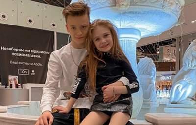 Отношения 8-летней модели Миланы с 13-летним блогером Пашей: все, что известно о скандале